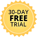 30day free trial badge