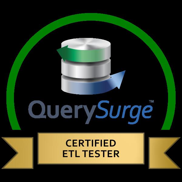 Certified etl tester green badge