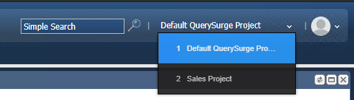Qs 8 0 default project