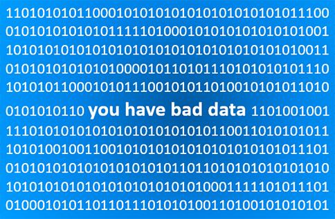 Qs bad data image