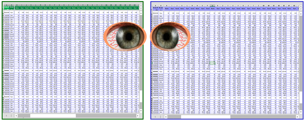 Qs sample stare compare