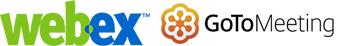 Webex gotomeeting logo